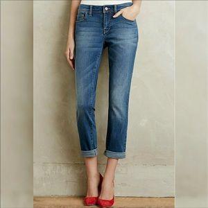 Anthropologie Pilcro & Letterpress 27 Hyphen jeans